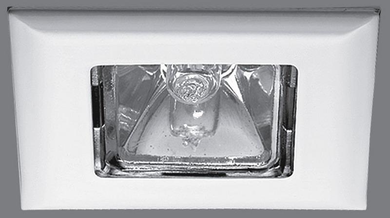 Paulmann Außen Deckenleuchte Premium Line Quadro, Weiß, Aluminium, 5700