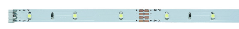 Paulmann LED Strip ECO Stripe Neutral White, Weiß, Metall, 701.97