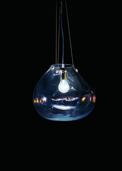 fontanaarte-pendelleuchte-bolla-chrom-transparent-glas-messing-m3540cr