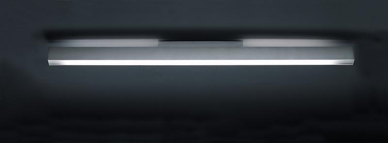 schmitz leuchten wandleuchte tendo 1 metallisch wei. Black Bedroom Furniture Sets. Home Design Ideas