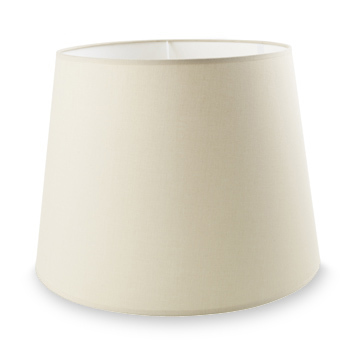 LEDS-C4 Lampenschirm Dress Up, Beige, Stahl/Stoff, PAN-184-BY | Lampen > Lampenschirme und Füsse | Beige