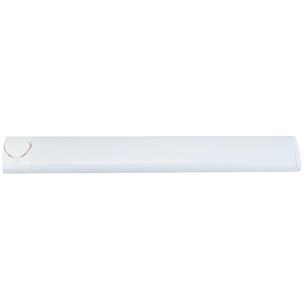 Nordlux Unterschrankleuchte Superlite, Weiß, Kunststoff, 27376101 | Lampen > Strahler und Systeme > Möbelaufbaustrahler | Weiß | Kunststoff