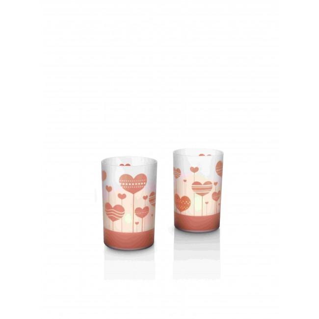 LED-Kerzen Kunststoff