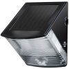 Solar Wandleuchten Bewegungsmelder LED